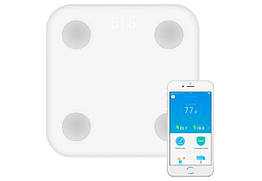 Весы напольные электронные Xiaomi Mi Body Compisition Scale