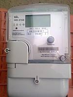 Электросчетчик однофазный НИК 2104
