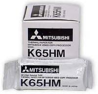 Бумага для видеопринтера Mitsubishi K65HM распечатка УЗИ исследований