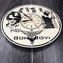 Часы настенные 7Arts Bon Jovi CL-0055, фото 2