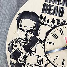 Настенные часы с оригинальным дизайном 7Arts Ходячие мертвецы CL-0083, фото 3