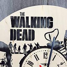 Настенные часы с оригинальным дизайном 7Arts Ходячие мертвецы CL-0083, фото 2