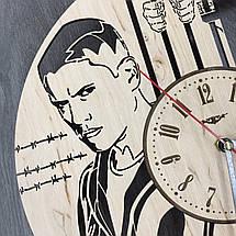 Настенные часы-картинка 7Arts Побег из тюрьмы CL-0099, фото 3