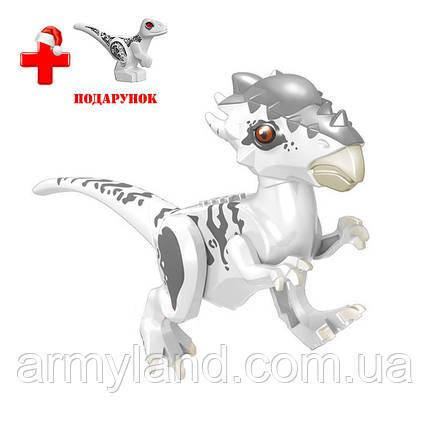 Динозавр Индоминос Архаического типа Конструктор, аналог Лего, фото 2