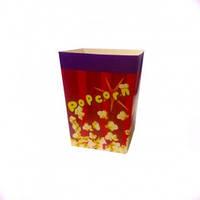 Коробка - стакан картонная для попкорна V24 ( 0,7 л)