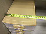 Комод мини 26х19х20 см / 3 секции / радуга, фото 4