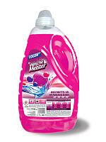 Wasche Meister гель для стирки цветных тканей 4130 мл