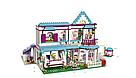"""Конструктор Bela 10612 (Аналог Lego Friends 41314) """"Дом Стефани"""" 649 деталей, фото 3"""