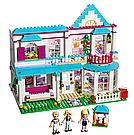 """Конструктор Bela 10612 (Аналог Lego Friends 41314) """"Дом Стефани"""" 649 деталей, фото 5"""