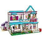 """Конструктор Bela 10612 (Аналог Lego Friends 41314) """"Дом Стефани"""" 649 деталей, фото 4"""