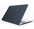 Чехол пластиковая накладка для макбука Apple Macbook PRO Retina 15,4'' Touch Bar  (A1707/A1990) - серый, фото 2