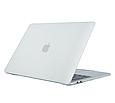 Чехол пластиковая накладка для макбука Apple Macbook PRO Retina 15,4'' Touch Bar  (A1707/A1990) - серый, фото 3