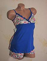 Піжама жіноча, одяг для дому, 40-42р., фото 1