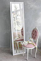 Зеркало напольное с ножкой  White 170х50