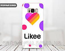 Силиконовый чехол для Apple Iphone 5_5s Likee (Лайк) (4002-3321), фото 2