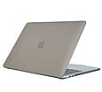 Чехол пластиковая накладка для макбука Apple Macbook PRO Retina 15,4'' Touch Bar  (A1707/A1990) - черный, фото 2