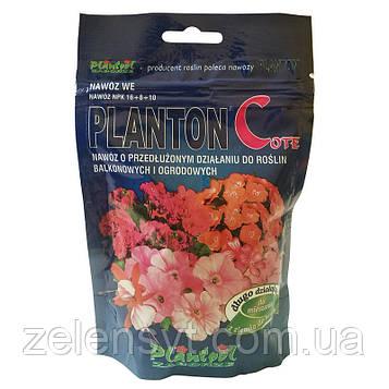 Добриво для городніх квітів і домашніх вазонів PLANTON C (200 г) від Plantpol Zaborze, Польща