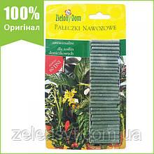 Добриво-палички для кімнатних культур (30 шт.), ZielonyDom