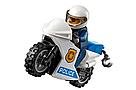 """Конструктор Bela 11208 (Аналог Lego City 60208) """"Воздушная полиция: арест парашютиста"""" 242 детали, фото 2"""