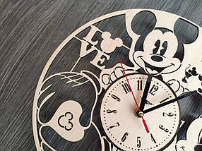 Детские часы на стену 7Arts Микки Маус CL-0151, фото 3