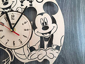 Детские часы на стену 7Arts Микки Маус CL-0151, фото 2