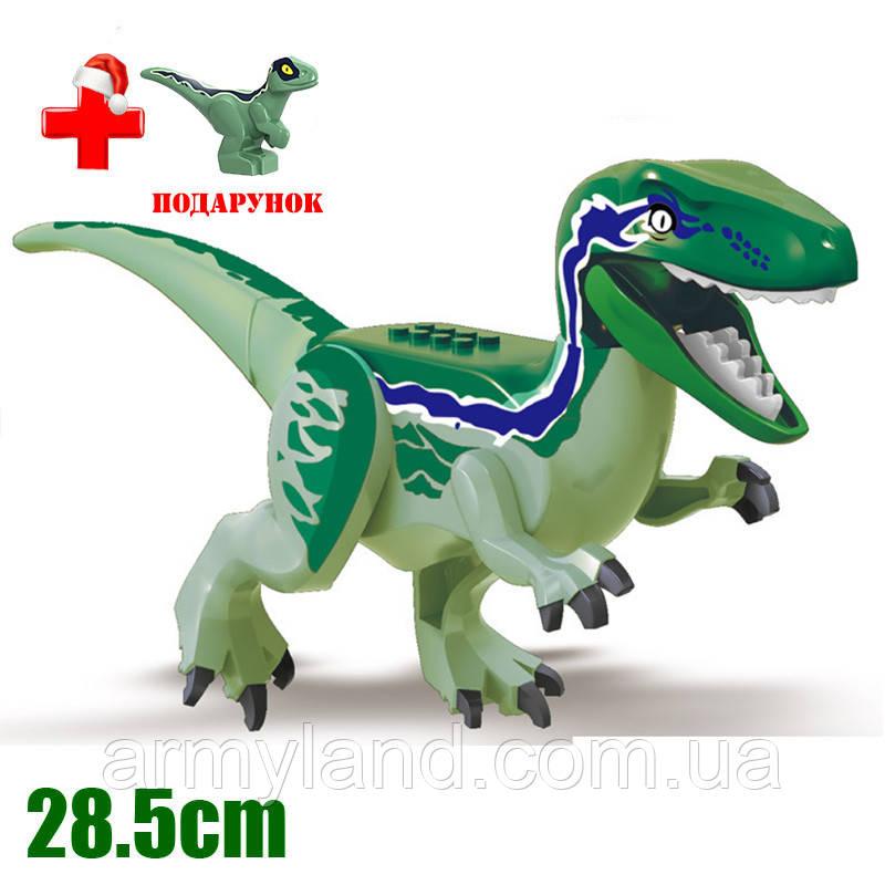 Динозавр Цератозавр Конструктор, аналог Лего
