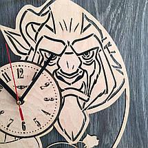 Оригінальні настінні годинники в дитячу 7Arts Красуня і чудовисько CL-0175, фото 2