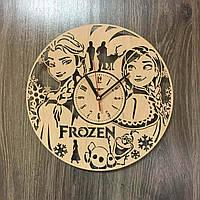 Часы в детскую комнату 7Arts Холодное сердце CL-0183
