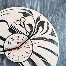 Стильные часы из дерева 7Arts в женский салон красоты CL-0190, фото 2