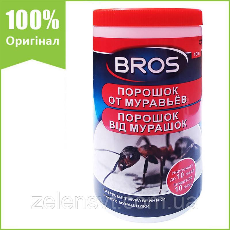 Порошок від мурашок 100 г від BROS, Польща