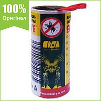 Липка стрічка для мух, мошок і комарів ECOSTRIPE, Чехія