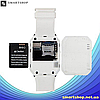 Умные часы Smart Watch DZ-09 White - смарт часы под SIM-карту и SD карту (Белые), фото 5