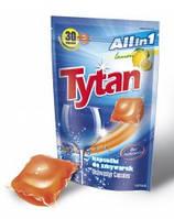 Tytan капсулы для  посудомоечных машин 5 в1 3*20 гр