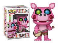 Фигурка Funko Pop Фанко Поп Пять ночей с Фредди Свин-портной Five Nights at Freddy's Pigpatch 10 см FNAF P 364