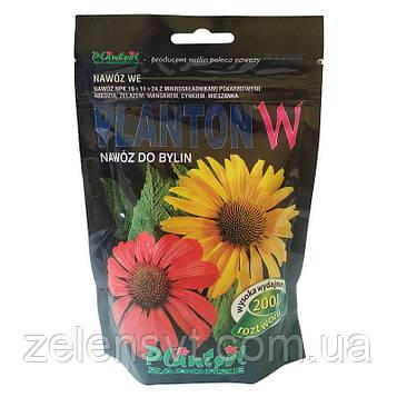 Добриво Planton W для багаторічних рослин від Plantpol Zaborze, Польща