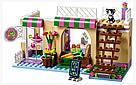 """Конструктор Bela 10495 (Аналог Lego Friends 41108) """"Овощной рынок в Хартлейке"""" 389 деталей, фото 2"""