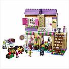 """Конструктор Bela 10495 (Аналог Lego Friends 41108) """"Овощной рынок в Хартлейке"""" 389 деталей, фото 8"""
