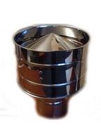 Волпер дымохода (дефлектор) ф 120 мм