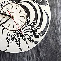 Деревянные настенные часы Наруто CL-0262, фото 3