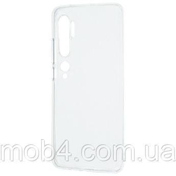 Ультратонкий чохол для Xiaomi (Ксиоми) Mi Note 10 прозорий