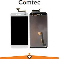 Дисплей для Asus PF500KL PadFone S с тачскрином (Модуль) белый