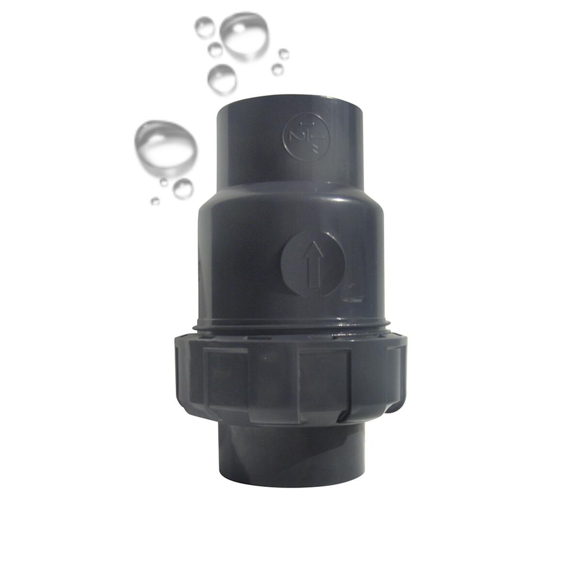 Обратный клапан Aquaviva, диаметр 63 мм