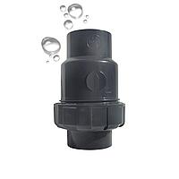 Обратный клапан Aquaviva, диаметр 63 мм, фото 1