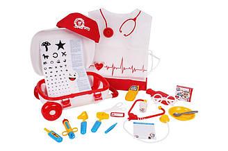 Іграшка «Маленький лікар ТехноК», 4319 (3шт) валіза 34.5х25х16 см