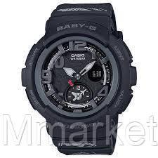Женские часы Casio BGA-190KT-1B