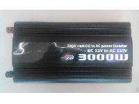 Преобразователь напряжения Power Inverter 12V-220V 3000W, авто инвертор