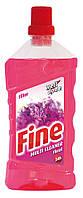 Универсальное моющее средство Well Done Fine 1л Floral