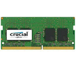 Оперативная память Crucial 16 GB SO-DIMM DDR4 2666 MHz (CT16G4SFD8266)