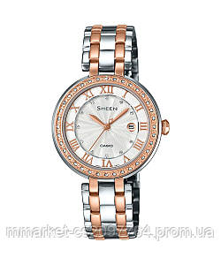 Женские часы Casio SHE-4034BSG-7BUDR