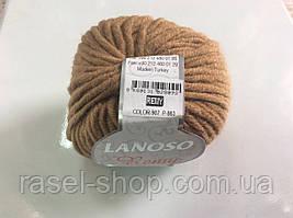 Пряжа Lanoso Remy 907